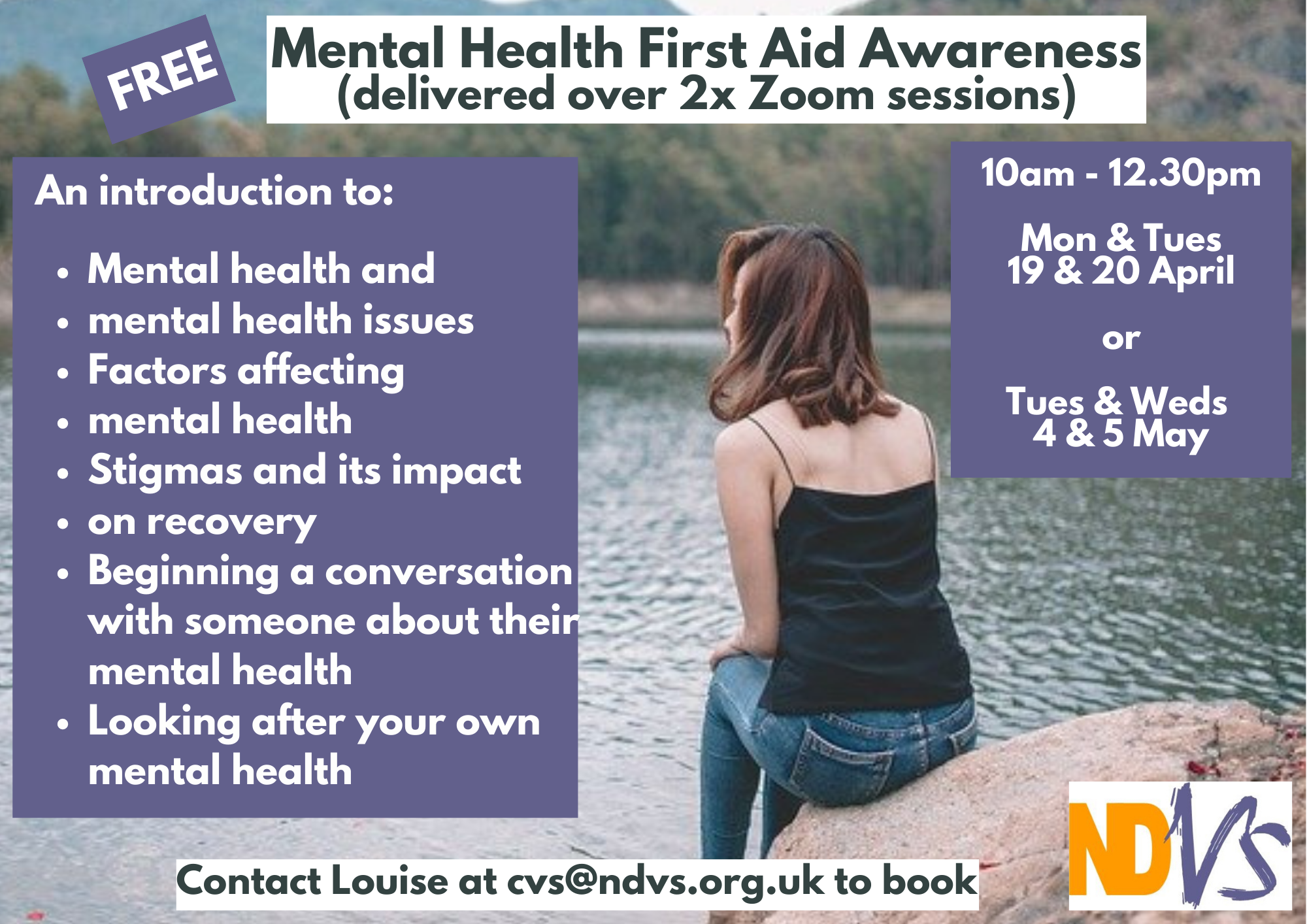 MHFA Awareness flyer April-May 21