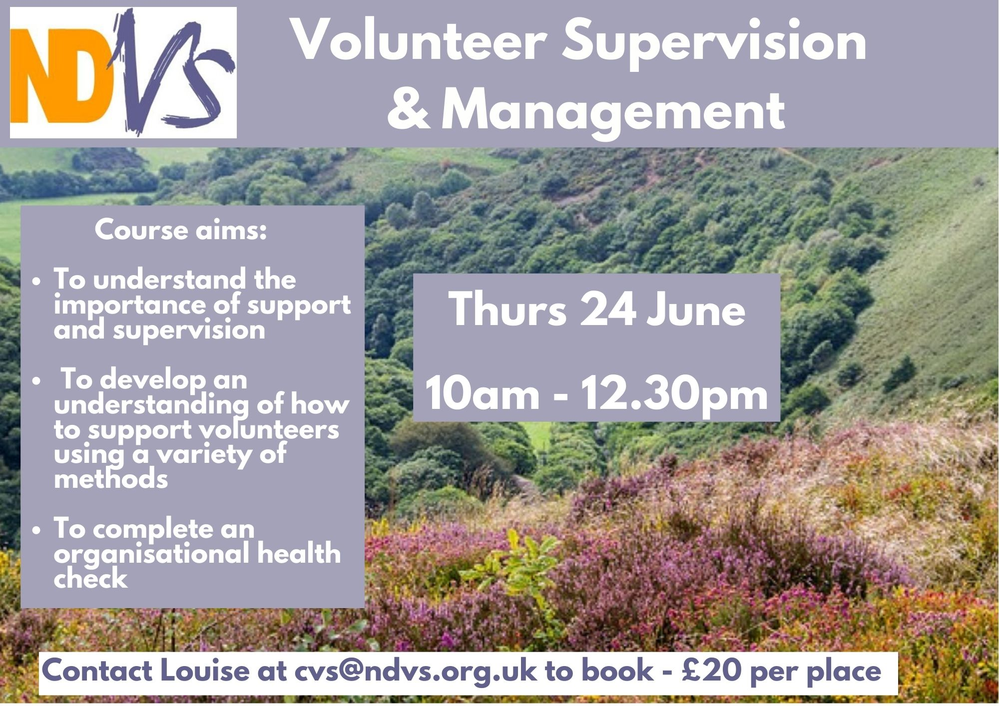 Training - Vol Supervision flyer May 21pg