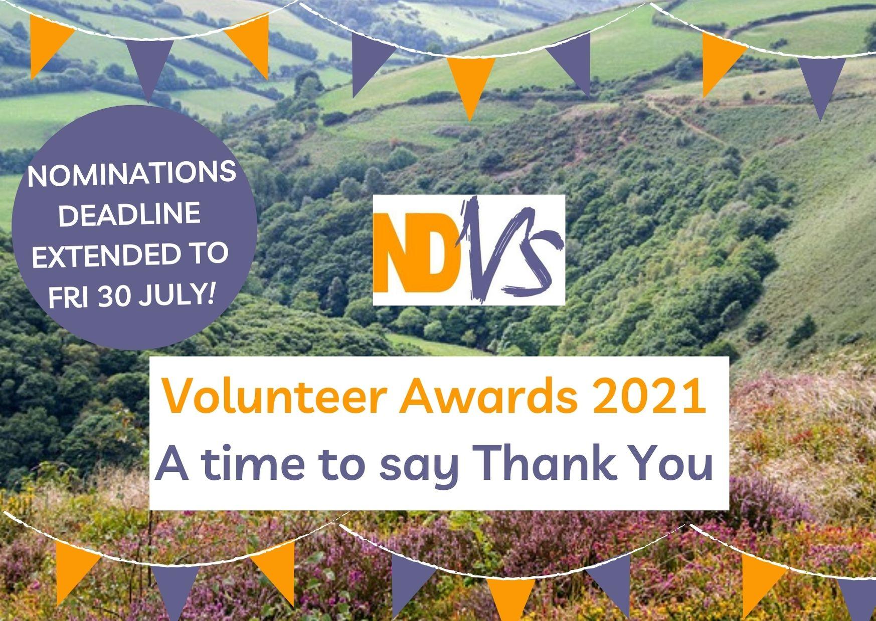 Vol Awards nomination extension